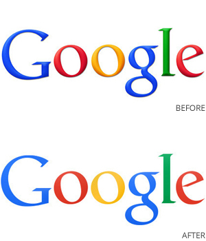 Rebrand Google