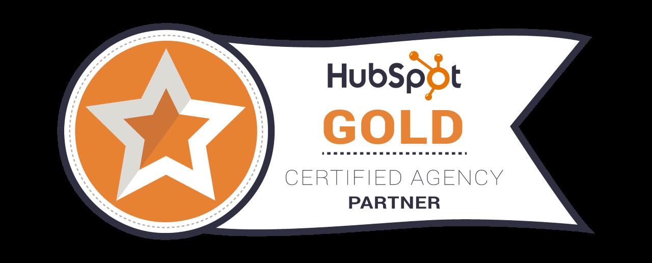Partner Gold de HubSpot