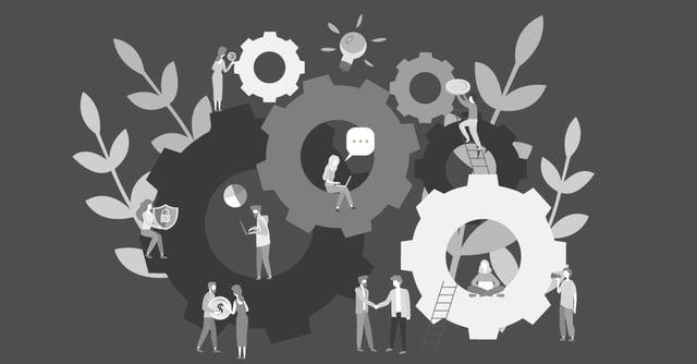 10 ejemplos de trabajo en equipo efectivos