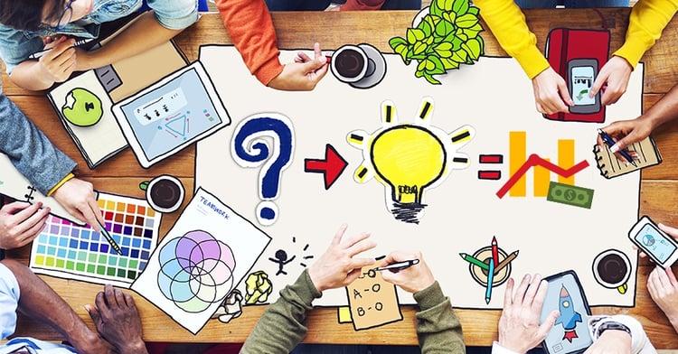 pensamiento creativo aplicado al aumento de ventas