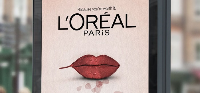 LOreal-because-you-worth-it