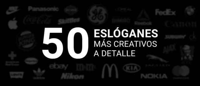 Slogan qué es, cómo hacer el tuyo y 50 eslóganes creativos a detalle