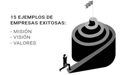 Misión, visión y valores de una empresa: 15 ejemplos de marcas.
