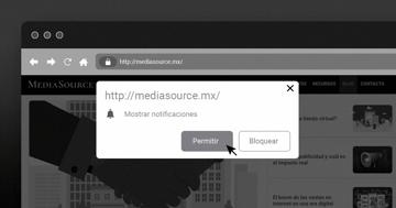 Notificaciones Instantáneas Web: ¿Qué son y cómo sacarle provecho?