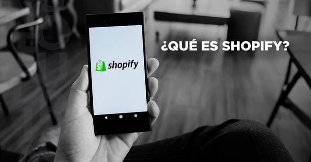 ¿Qué es Shopify?