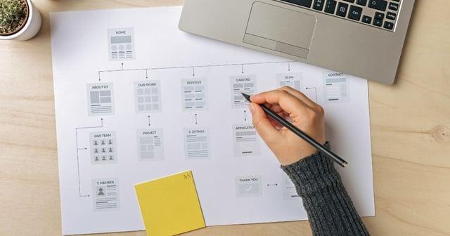 10 pasos para rediseñar tu sitio web como un profesional