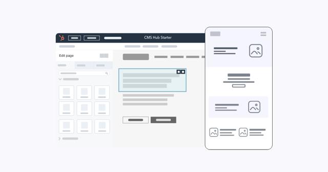 CMS Hub Starter,el nuevo nivel de la suite de HubSpot