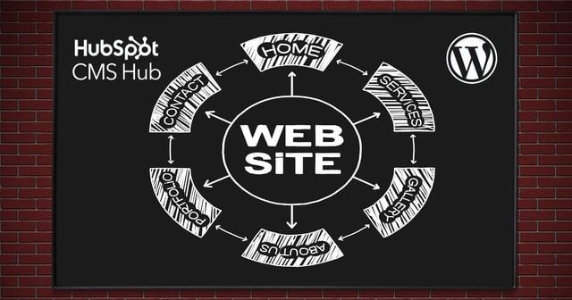Diferencias entre HubSpot CMS Hub y WordPress CMS