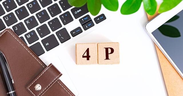 Mezcla de mercadotecnia: Las 4 P's del marketing