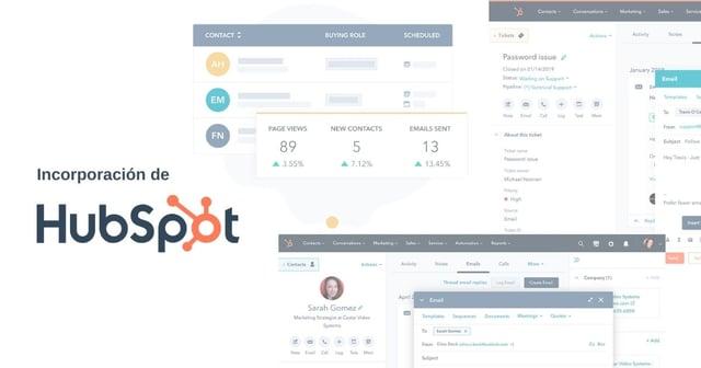 Incorporación de HubSpot: Qué es y cómo te ayuda