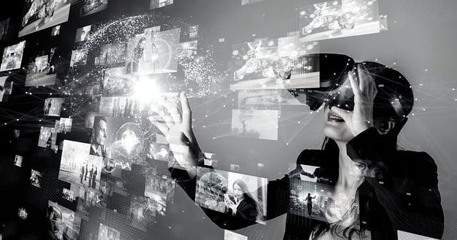 Pasar de la realidad a la virtualidad