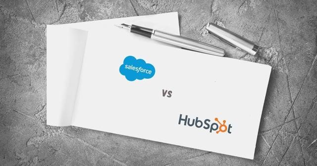 Salesforce vs. HubSpot