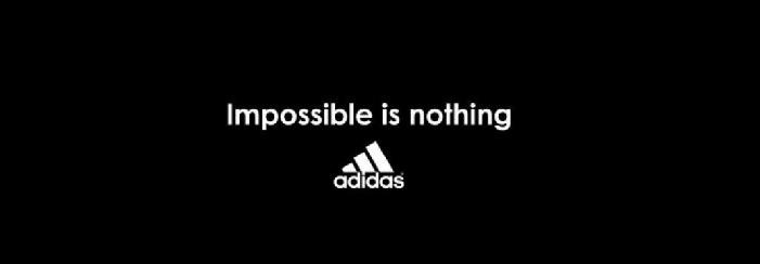 AdidasSlogan