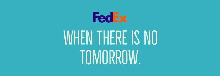 FedexSlogan