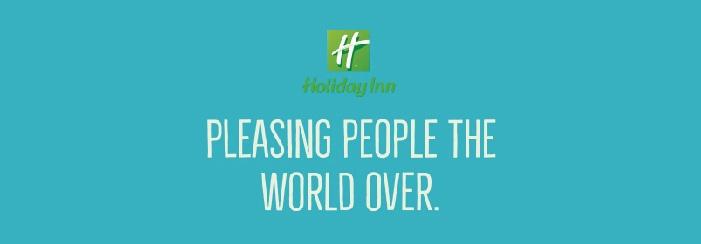 Holiday innSlogan