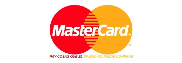 Master cardSlogan