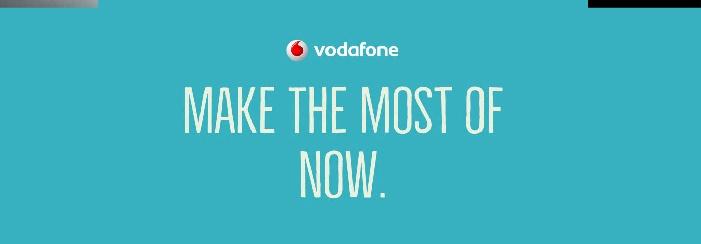 VodafoneSlogan