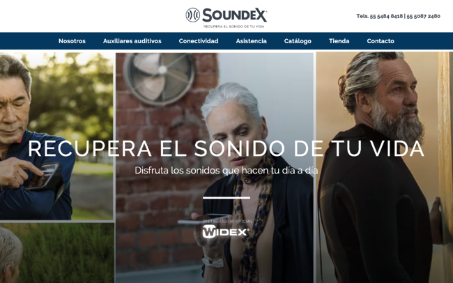 www.soundex.mx_(Laptop with HiDPI screen)