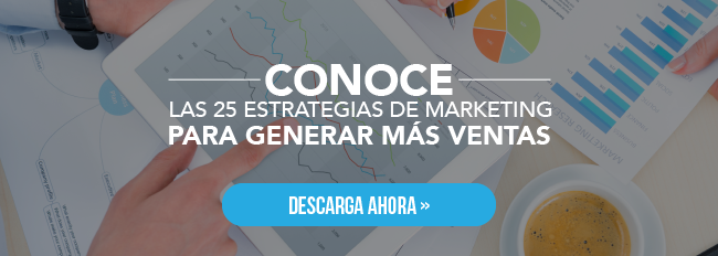 25 estrategias de marketing para generar más ventas