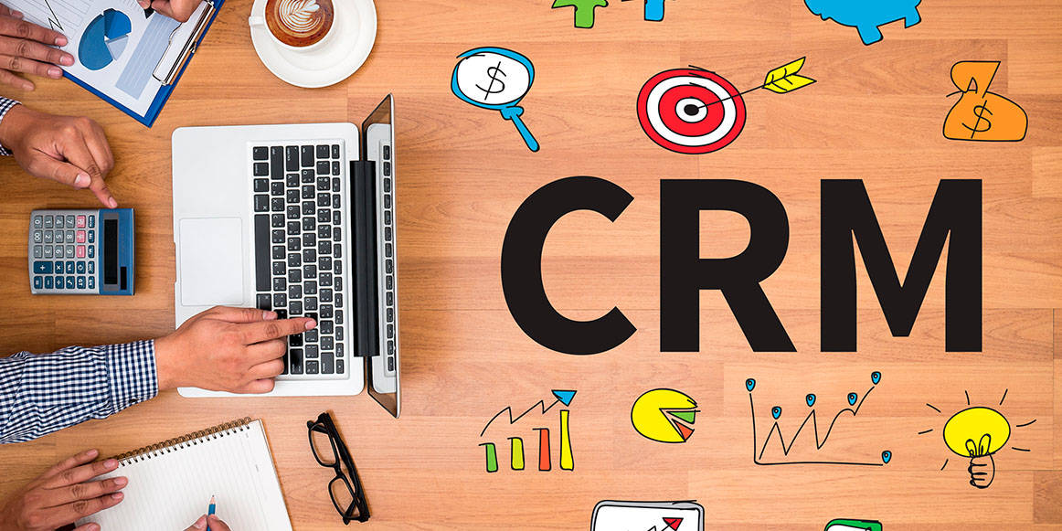 Marketing + CRM