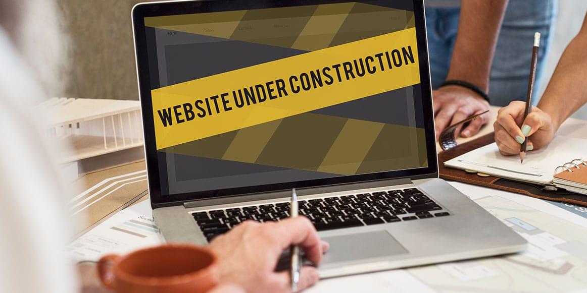 Minimizar el riesgo al re-diseñar el sitio web