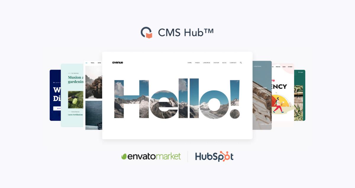 15 Themes para el CMS de HubSpot que me parecen geniales
