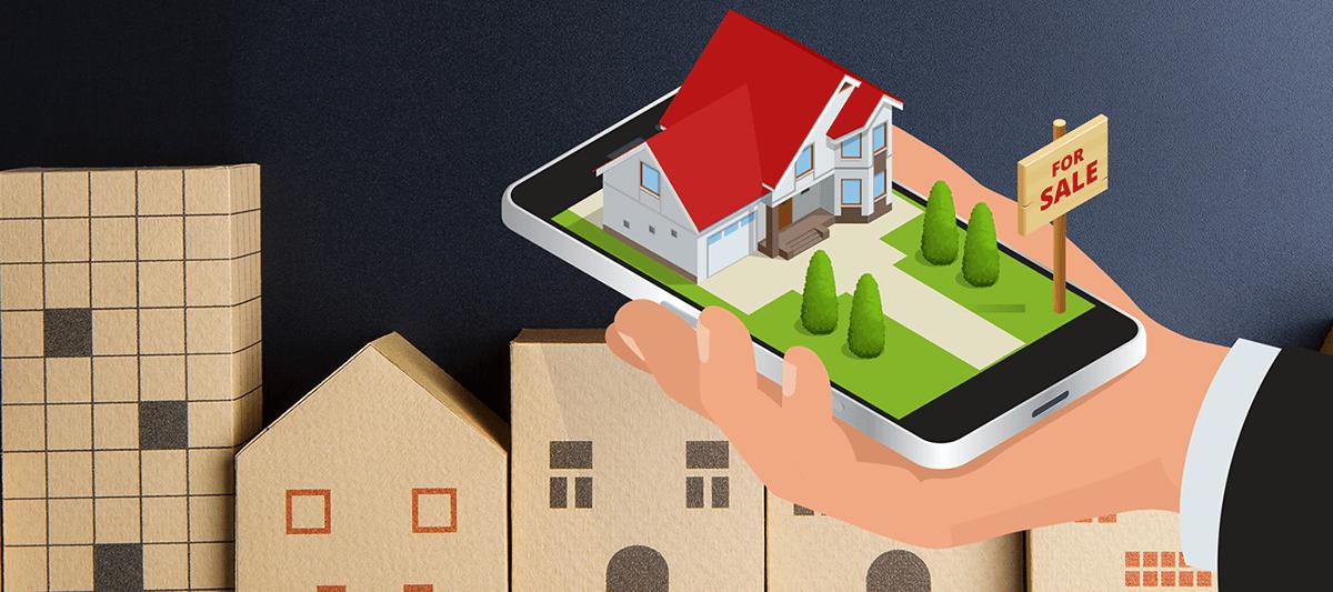 Resultado de imagen de inmobiliaria digital