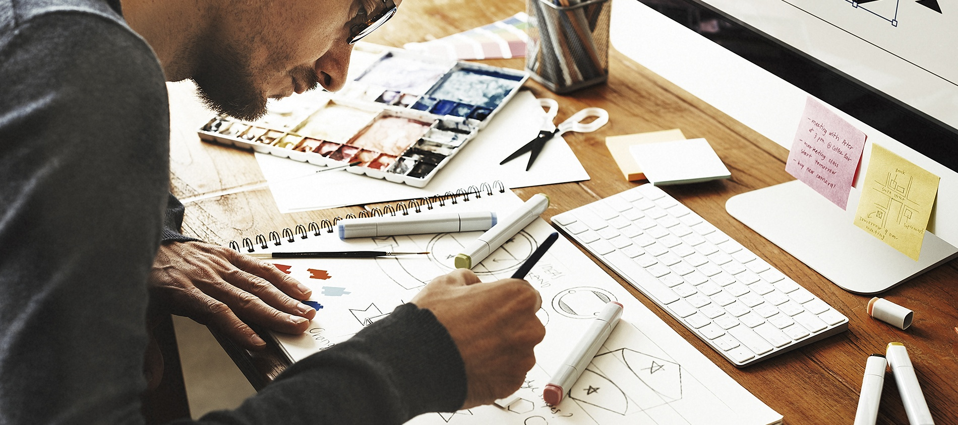 5 elementos clave para el diseño de tu logo