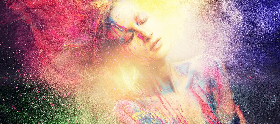 Colores - CMYK, Colores hexadecimales y RGB [Infografía]