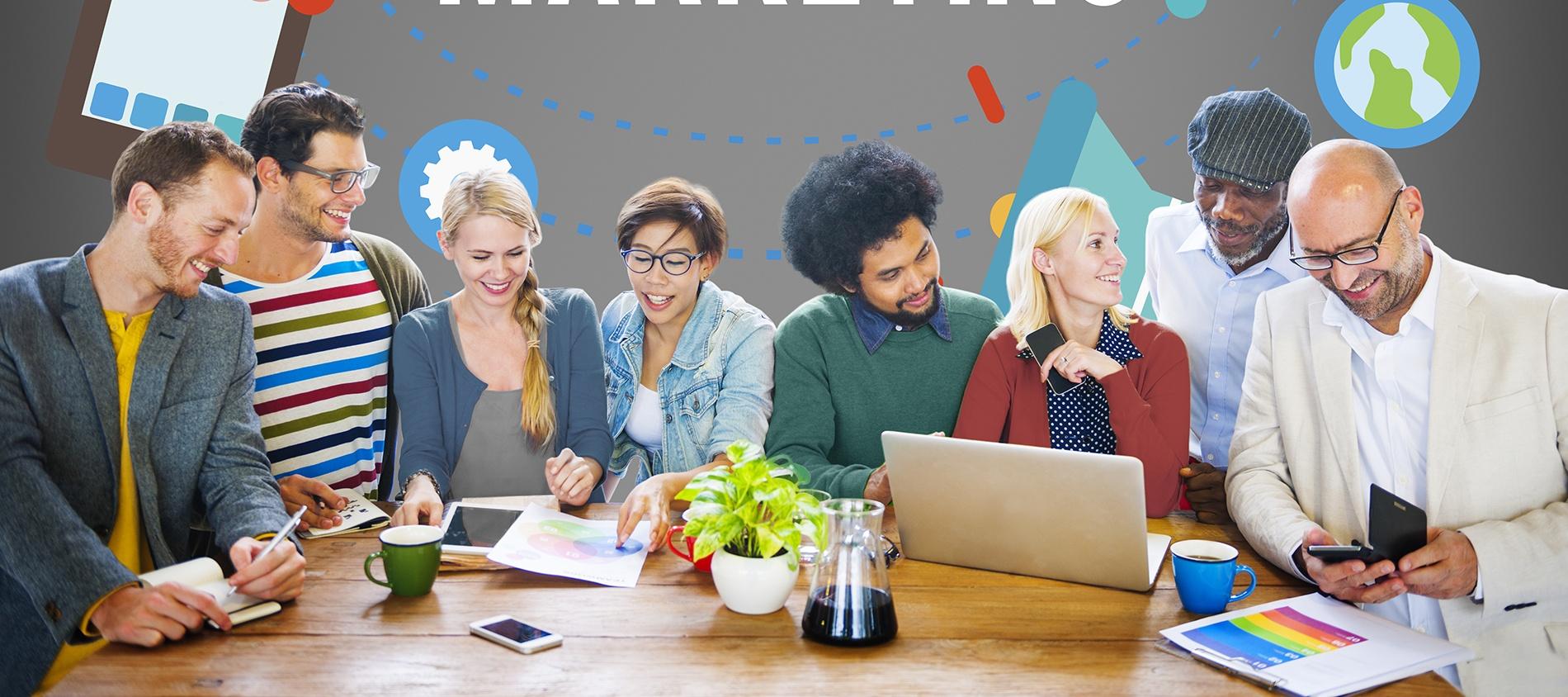 ¿Cómo describirías la relación entre marketing y ventas de tu empresa?