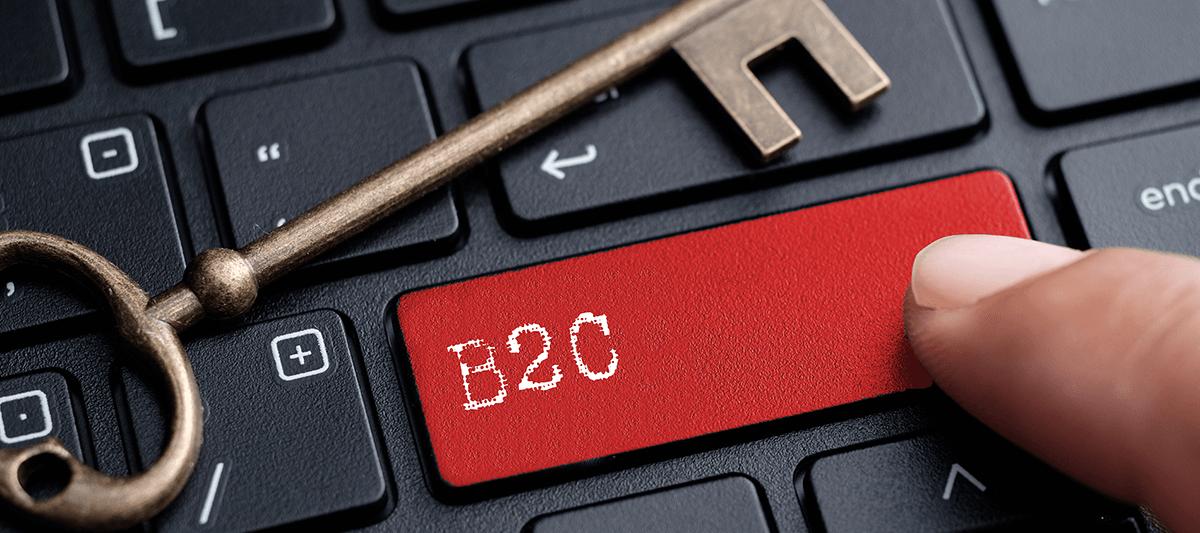Empresas de software: Atraen prospectos B2C