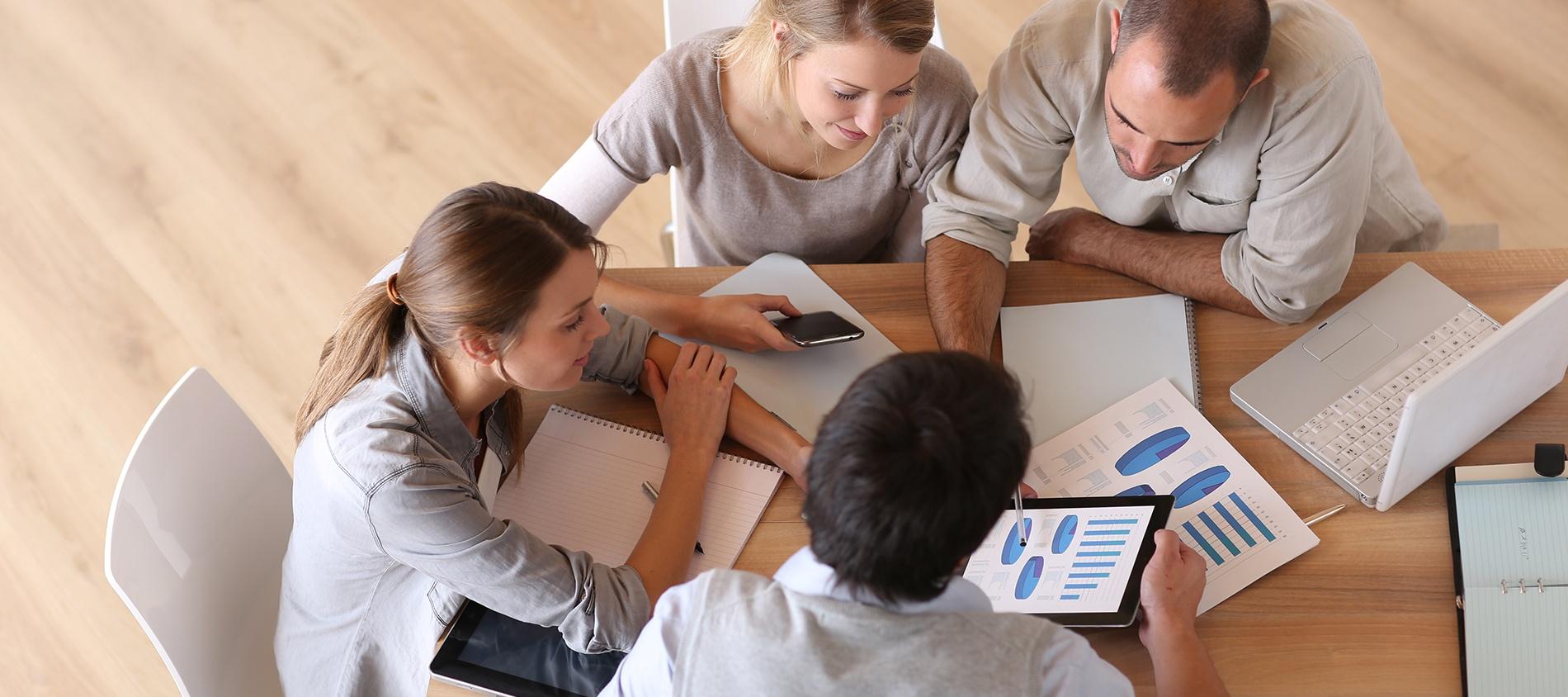 Apoya a tu equipo de ventas con contenido generador de prospectos