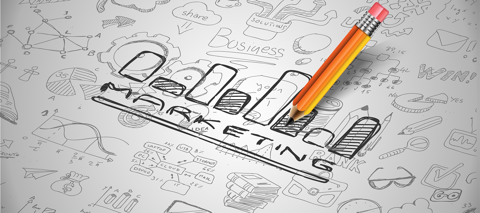 Estrategia creativa de marketing para tu empresa.