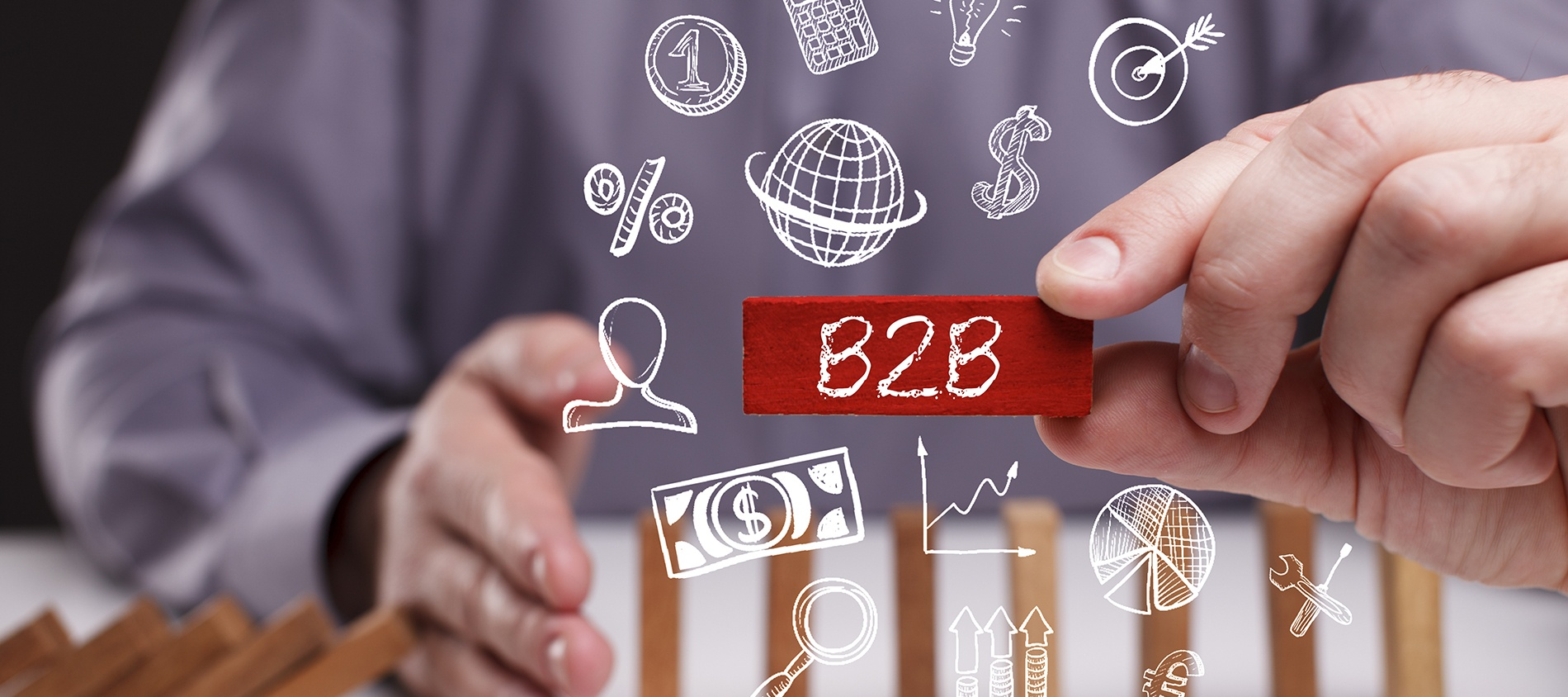Estrategia de marketing para generar leads B2B