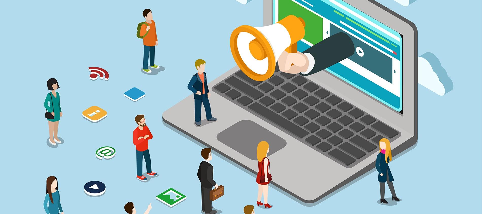 Estrategia de marketing para la generacion de visitas a tu sitio web
