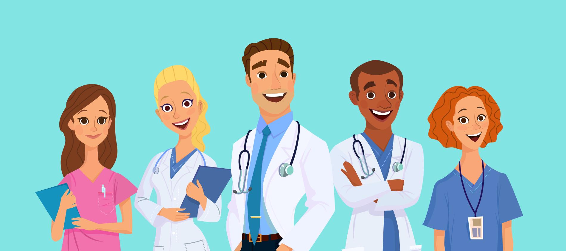 La salud genera seguidores