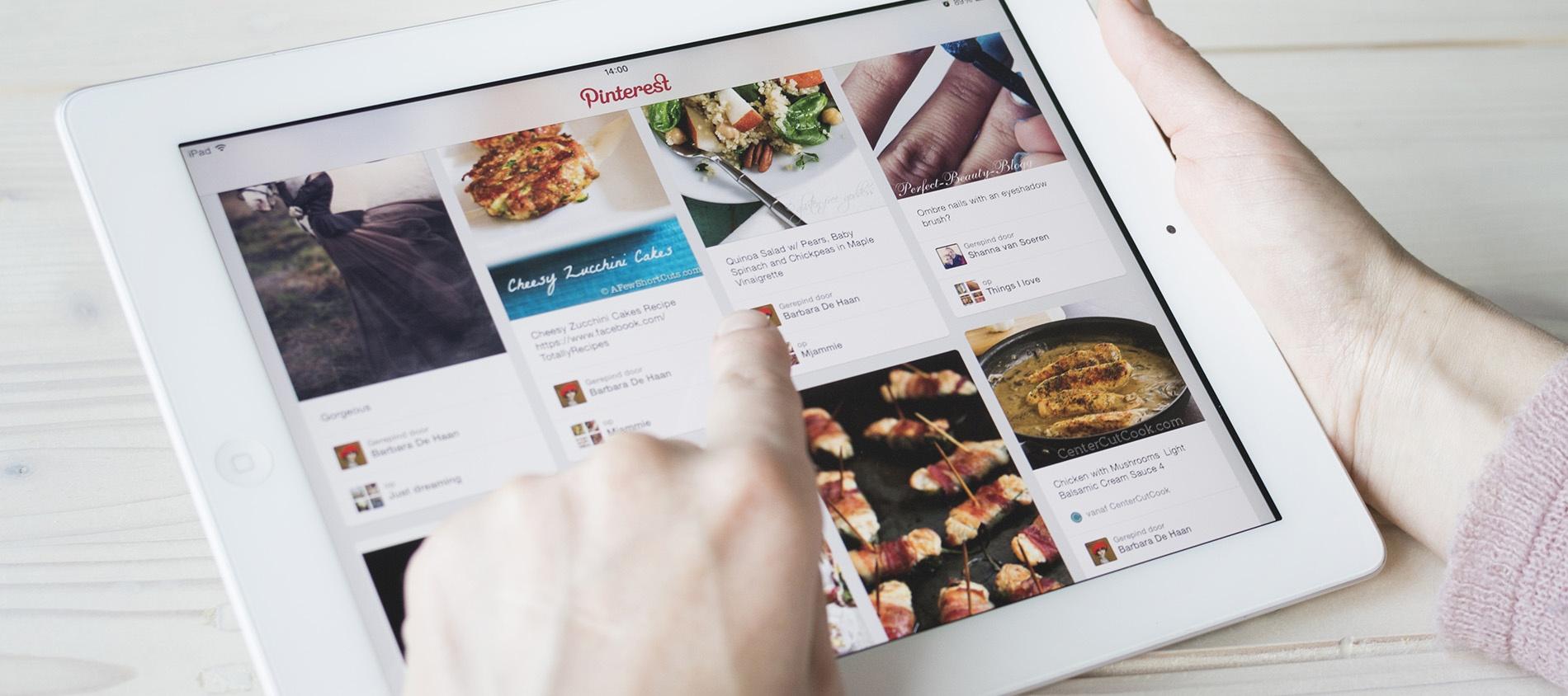 Optimiza Pinterest para atraer clientes a tu negocio.