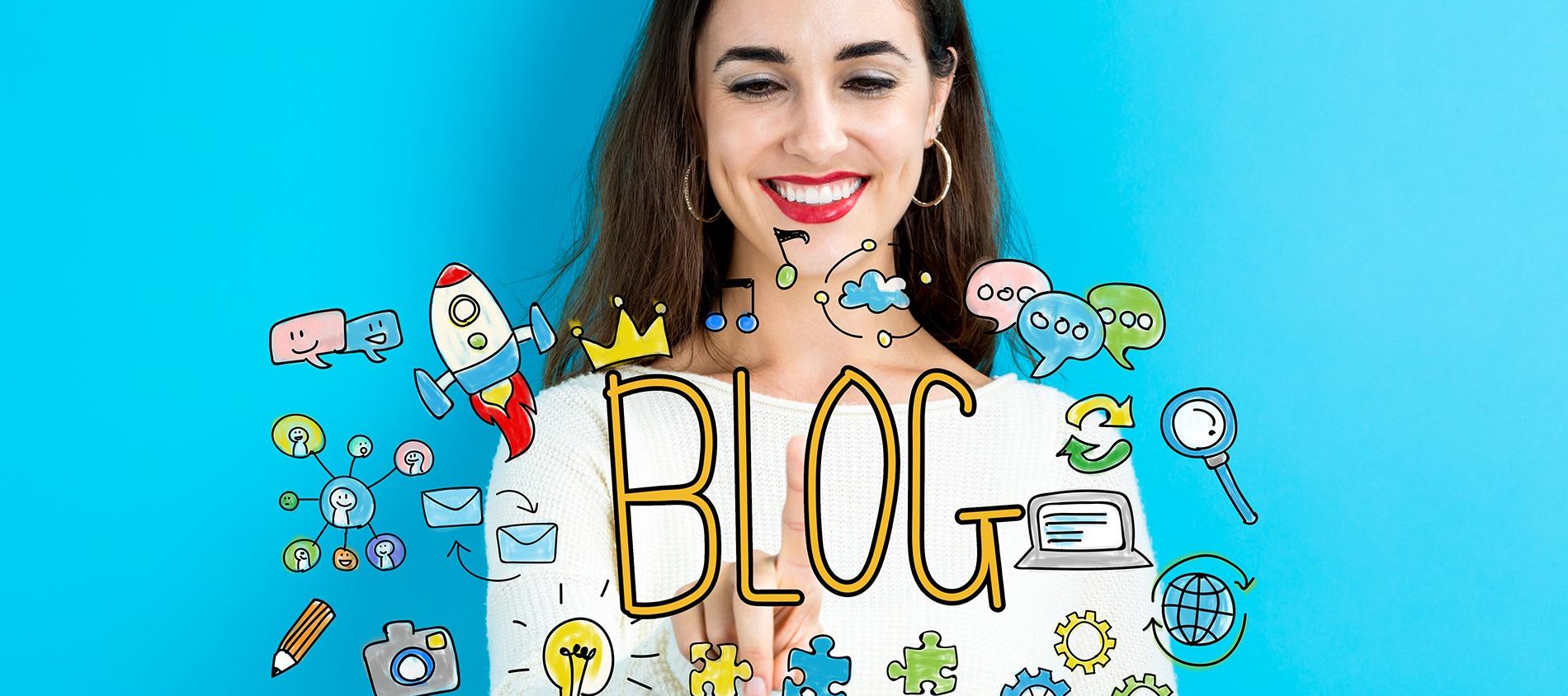 Razones por las cuales tu estrategia de marketing debe tener un blog