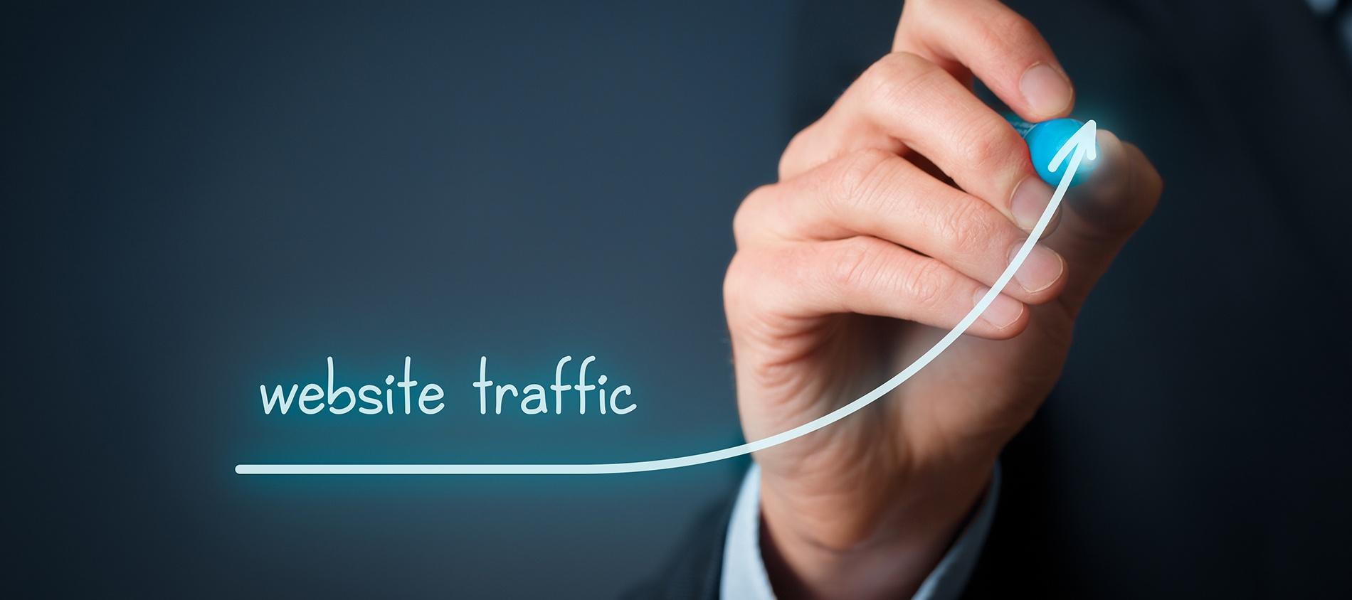 Tráfico web cualificado en tu sitio para la generación de ventas