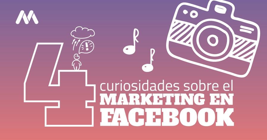 4 curiosidades de Facebook para empresas (infografía)